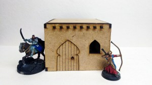 Desert City – Small Desert Hut (28mm)