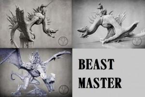 Beast Master - 3 Beasts in a price of 2!